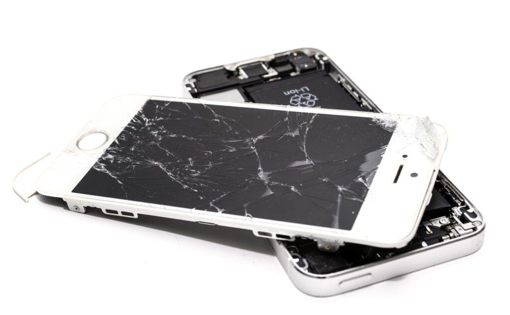 Schade telefoon