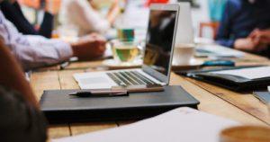 bloggen voor geld
